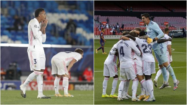 Las 7 claves que explican la resurrección del Madrid