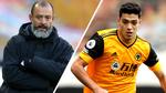 Nuno revela por qué Raúl Jiménez nunca se lesiona con los Wolves
