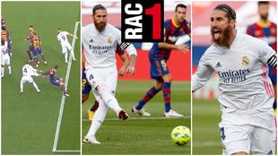 """Así vivió RAC1 el penalti a Ramos: """"Si quieren tocar las narices, lo pitarán"""""""