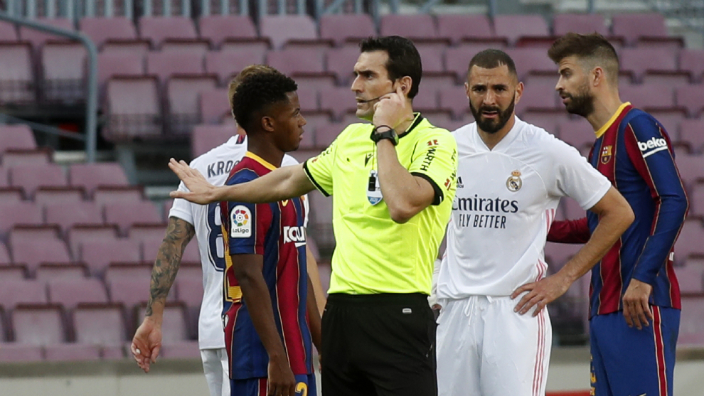 El Clasico's winners and losers