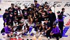 Los Angeles Lakers, campeones de la temporada 2019-2020