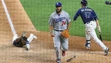Los culpables de la derrota de los Dodgers