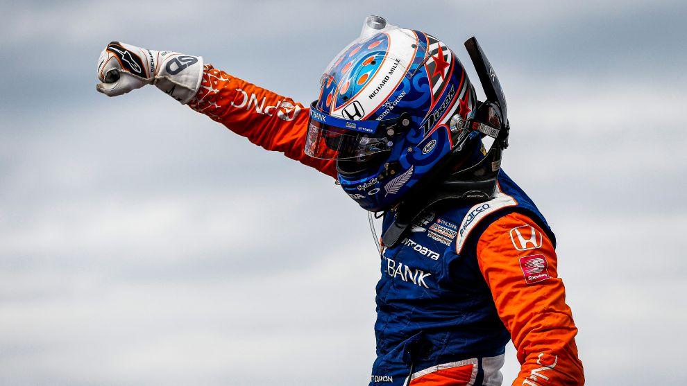 Scott Dixon, campeón de la Indycar 2020.