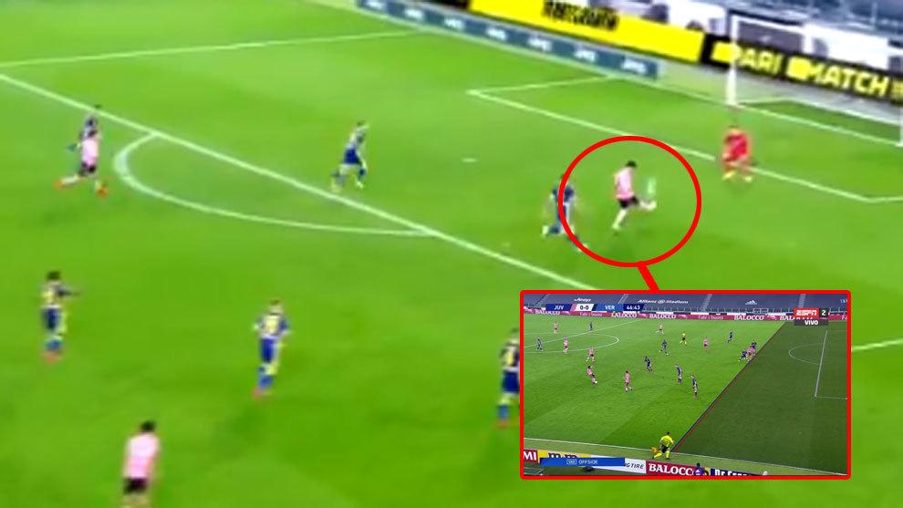 El golazo de Morata que te hará recordar a Raúl: lo anuló el VAR por un fuera de juego que...