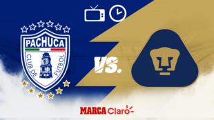 ¿En qué canal pasan partido Pumas hoy?
