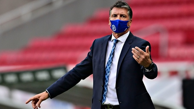 Siboldi resaltó la victoria ante Chivas.