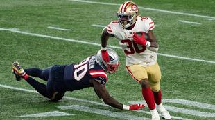 SF pone 4-3 su marca en la NFL.