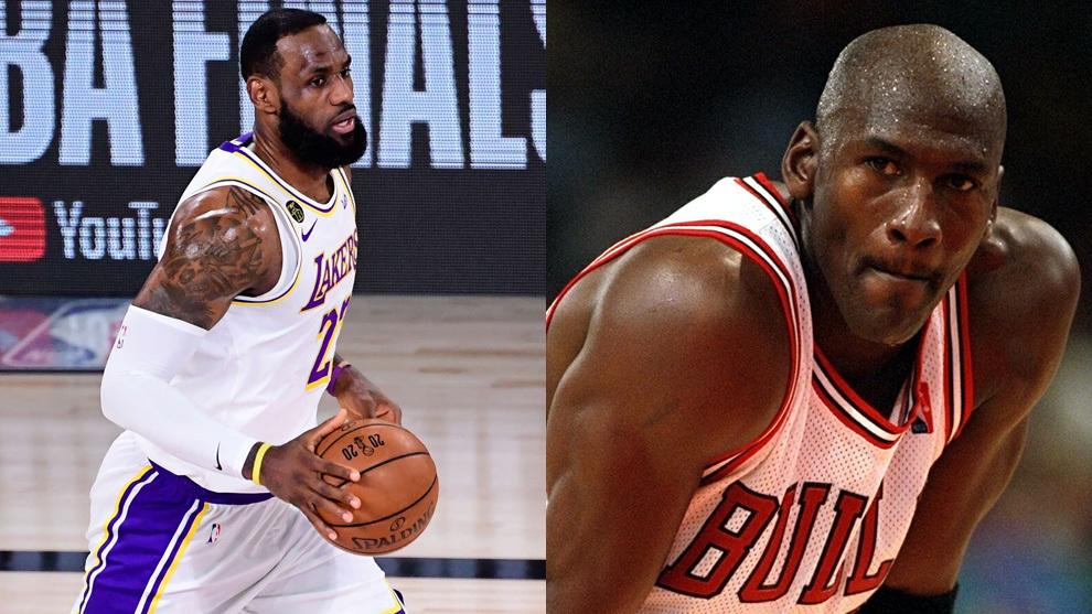 """Menosprecio de leyenda a LeBron James: """"No es justo, Jordan era muy superior"""""""
