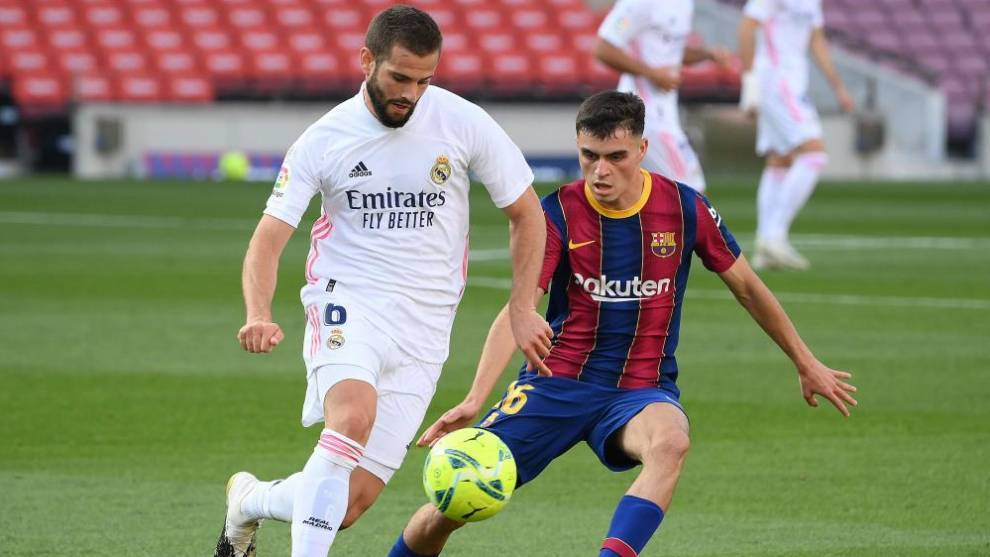 Real Madrid - La Liga: Nacho out until after the next international break |  MARCA in English