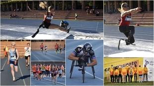Campeonato de España de Promesas Paralímpicas de atletismo de...