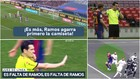 "Desvelan un audio a Martínez Munuera: ""¡Ramos agarra primero!"""