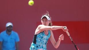 Cristina Bucsa y Pablo Vivero se dejaron ver en la semana ITF y...