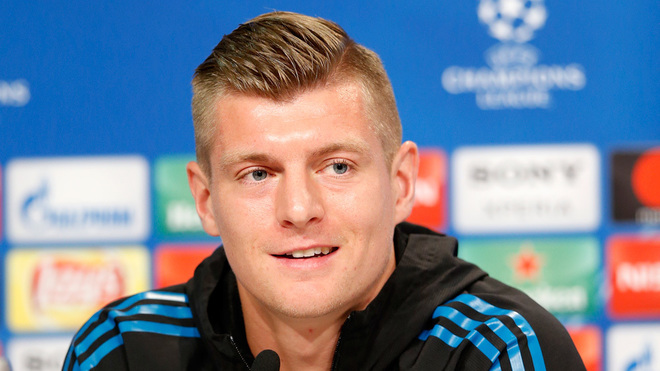 Kroos: Against Cadiz no Real Madrid player performed to their level and this way you'll even lose to a - MARCA.com