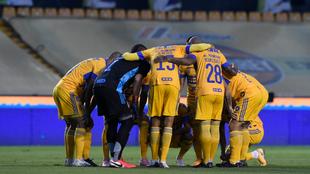 Tigres jugará en el Estadio Azteca con su uniforme alternativo. |