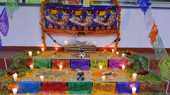 Día de Muertos: el significado de los altares.
