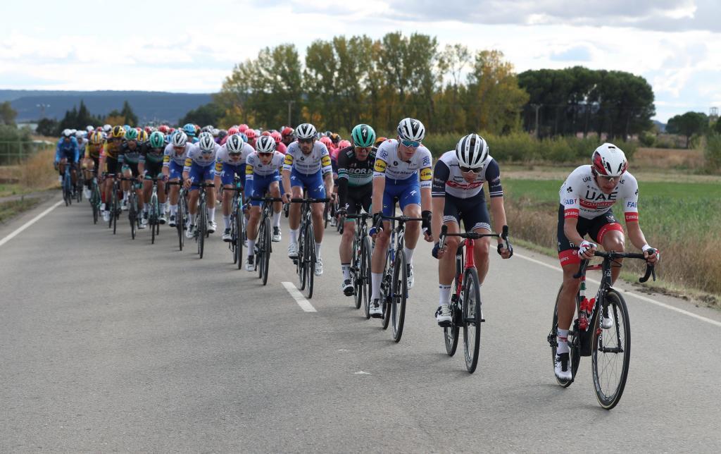 Horario y donde ver en TV hoy la etapa 7 de la Vuelta a España:...