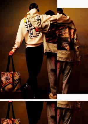 Mondrian y Turner, de los museos a la moda 'streetstyle'