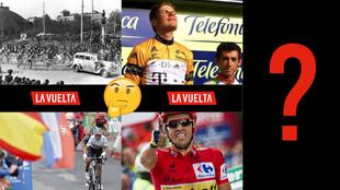 El test de La Vuelta