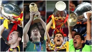 Casillas, el favorito para ser nombrado mejor portero de la historia