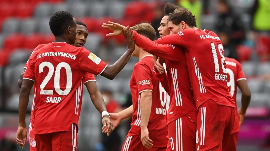 Lokomotiv - Bayern Múnich: sin Gnabry ni Sané