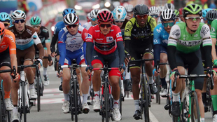 Horario y donde ver hoy en TV la etapa 8 de la Vuelta a España:...