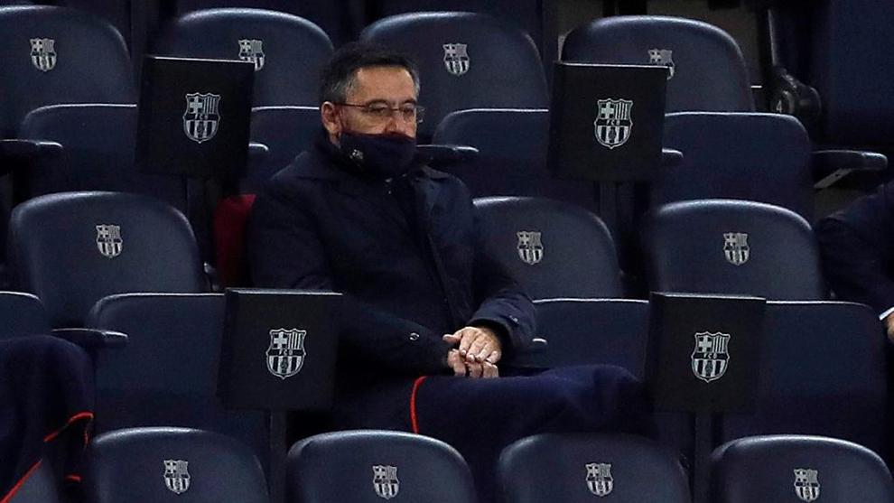 Bartomeu resigns as Barcelona president