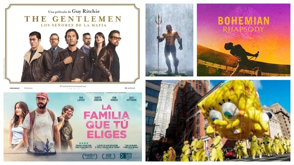 Estrenos de peliculas en noviembre 2020: Netflix, HBO, Amazon Prime,...