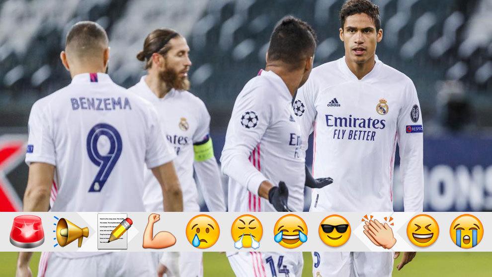 Al Madrid no le da para la Champions, pero habrá que matarlo...