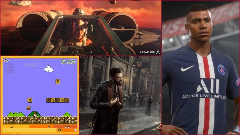 Los 20 videojuegos del momento en PS4, Xbox, Nintendo Switch, PC y móviles
