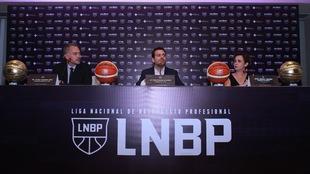 Sergio Ganem reveló el formato de playoffs de la LNBP.