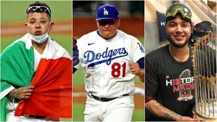 Beisbolistas mexicanos que ganaron la Serie Mundial