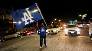 Dodgers y Lakers ponen en alto a la ciudad de Los Angeles
