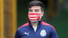 ¿Porqué no juega Fernando Beltrán en Chivas?