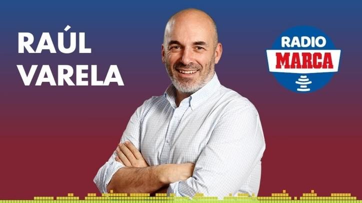 """Ver al Real Madrid zarandeado..."""