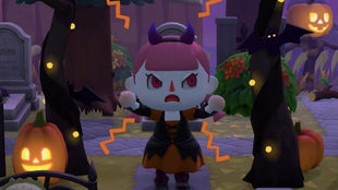 Descrubre todos los secretos el evento Halloween de Animal Crossing:...