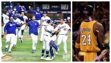 La increíble conexión entre Kobe Bryant y el título de los Dodgers