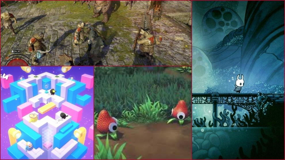 PlayStation Plus te trae estos juegos para descargarte