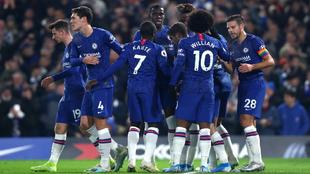 El Chelsea busca su primer victoria en esta Champions League frente al...