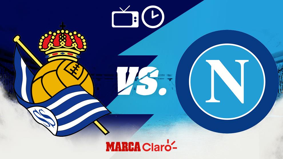 Partidos De Hoy Real Sociedad Vs Napoli Horario Y D U00f3nde