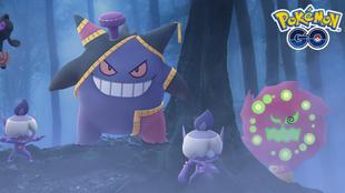 Pokémon Go especial Halloween