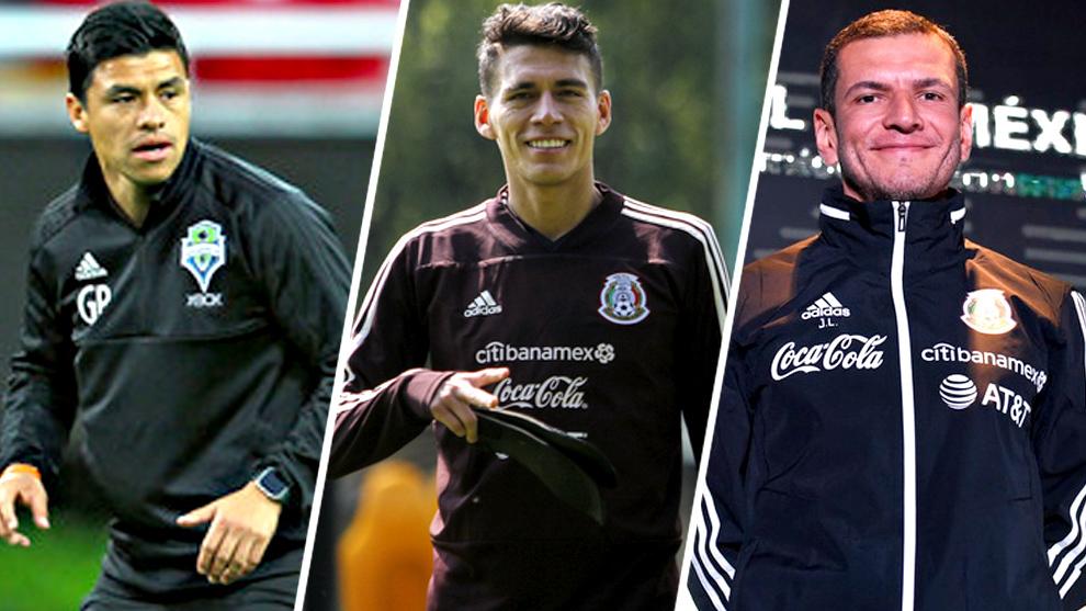 Ahí han entrenado grandes futbolistas mexicanos