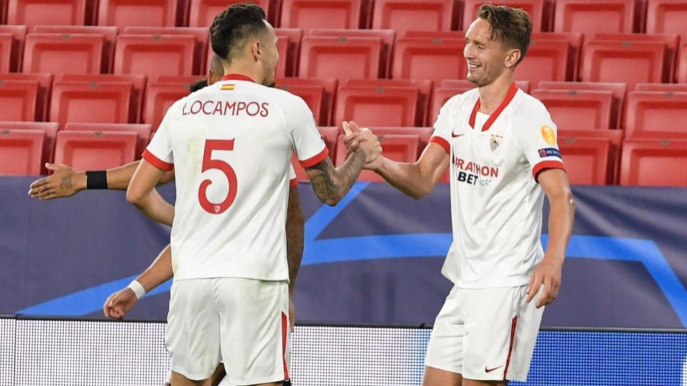 ¡El Sevilla suma y sigue! Así sonó el gol de la victoria de De Jong en Radio MARCA