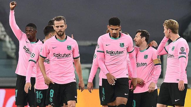 El Barça presenta candidatura