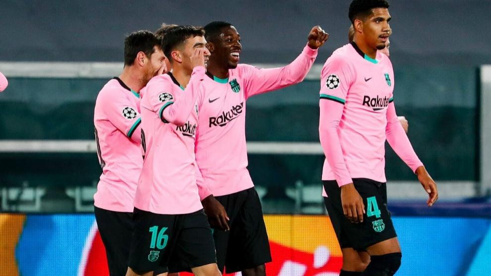 ¡Dembelé y Messi tumbaron a la Juve! Así sonó el triunfo culé en Marcador de Radio Marca
