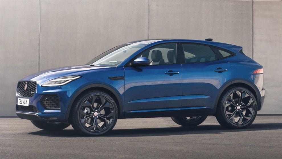El diseño del Jaguar E-Pace sigue siendo cautivador.