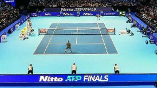 Una imagen del O2 Arena de Londres