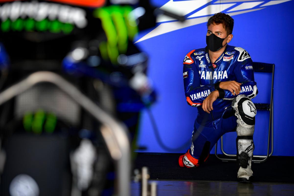 MotoGP 2020: Jorge Lorenzo negocia con Aprilia | Marca.com