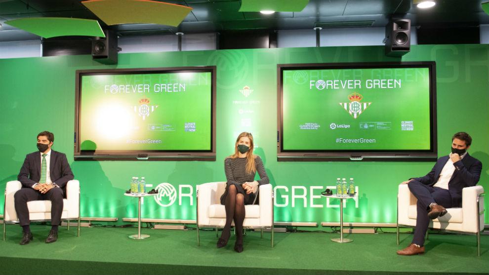 Presentación de Forever Green