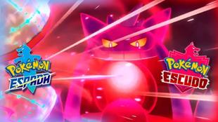 Gengar será uno de los protagonistas en Pokémon Espada y Escudo en...