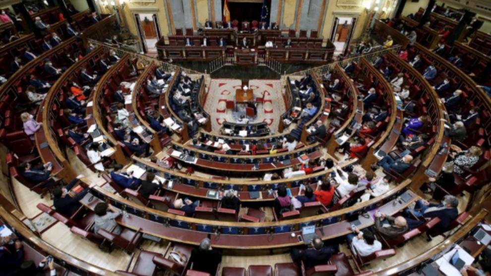 El Congreso aprueba la prórroga del estado de alarma de 6 meses hasta...